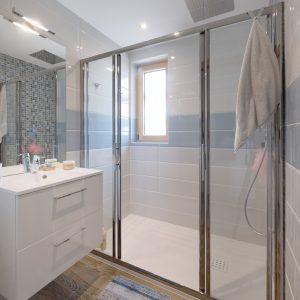 Extension et rénovation - salle de bains
