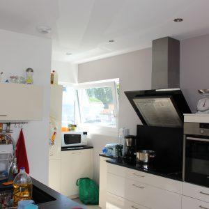 Extension et rénovation - cuisine